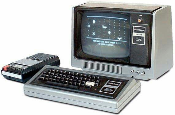 Tandy TRS -80