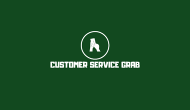 customer service grab