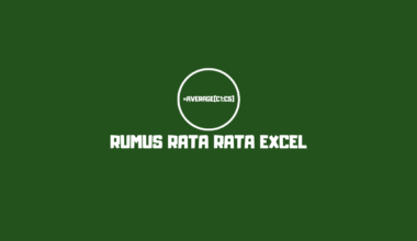 rumus average excel