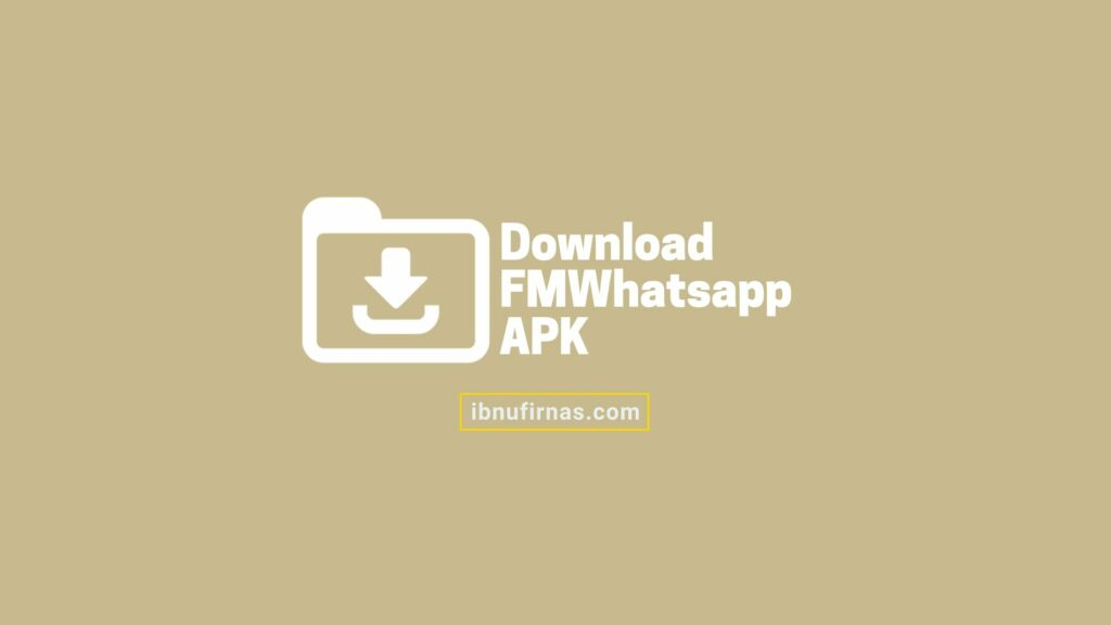 Gambar Download FMwhatsapp