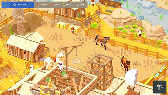 Gambar Game Desain Rumah Android Pocket Building Ultimate Sandbox